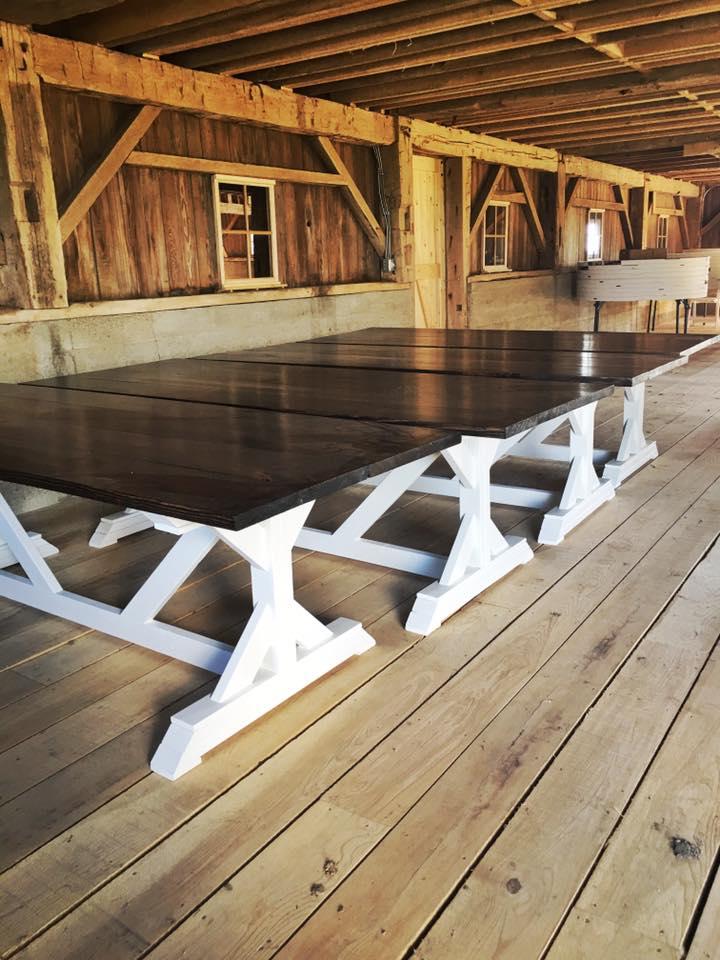Barn Tables