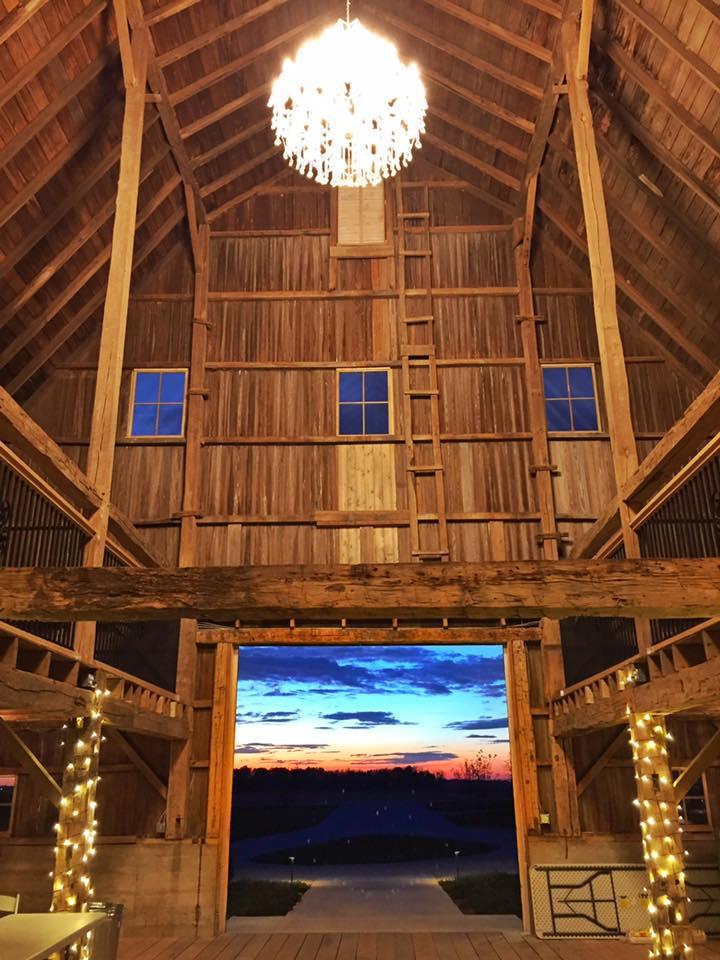 Bliss Sunset Inside